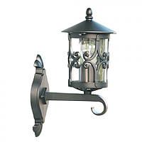 Парковый светильник QMT 1761 Cordoba III, мат.черный