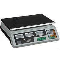 Весы торговые электронные А плюс 1655 аккумуляторные на 50 кг, фото 1