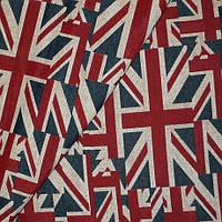 Декор английский флаг
