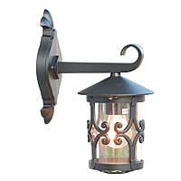 Парковый светильник QMT 1762 Cordoba III, мат.черный