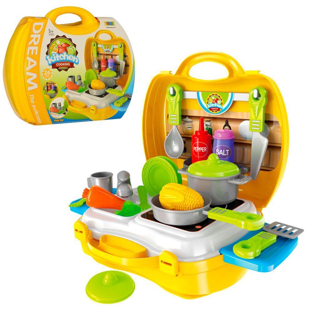 Кухня в чемодане 8311