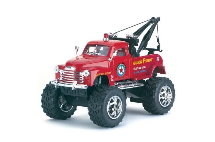 Машина металл Kinsmart kt5333 Chevrolet 3100 Wrecker 1:38