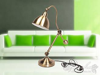 Стильна настільна лампа&691BR