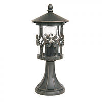 Парковый светильник QMT 1764 Cordoba III, мат.черный