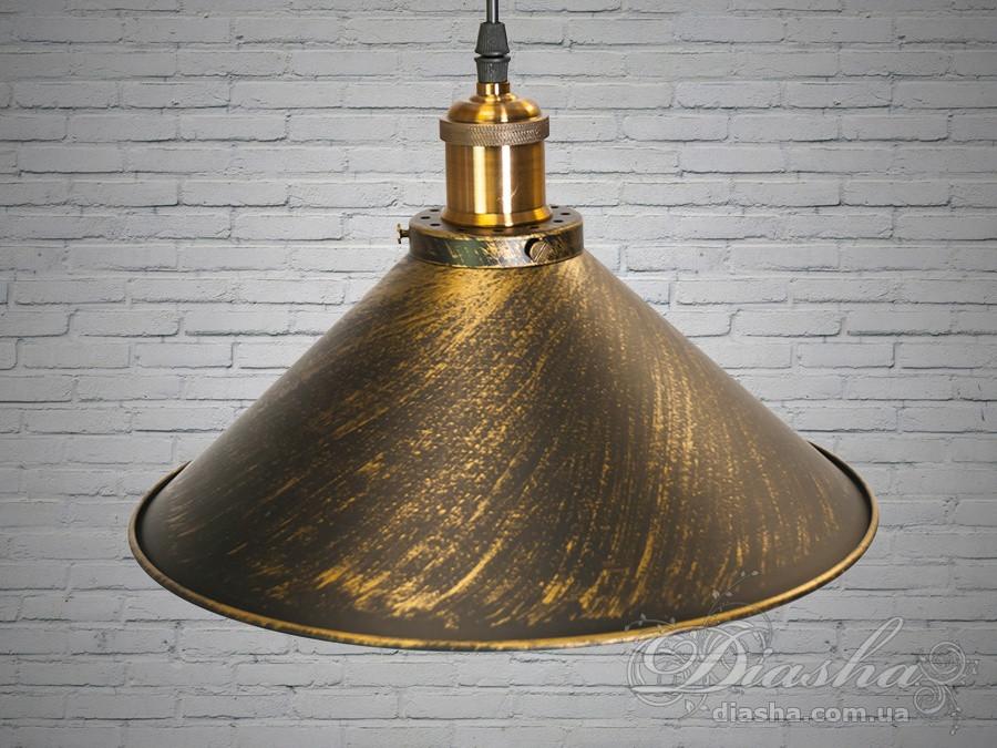 Люстра-подвес светильник в стиле Loft&6855-300-BK-G