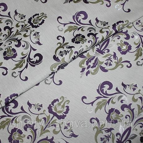 Декор арзона вензель фиолет