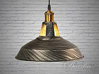 Люстра-подвес светильник в стиле Loft&6857-310-BK-SV