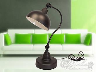 Стильна настільна лампа&601/T BK
