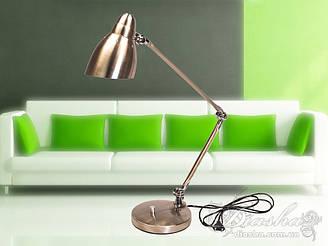 Стильна настільна лампа&602-SL