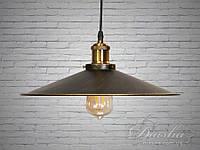 Люстра-подвес светильник в стиле Loft&6856-360-BK-G