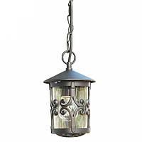 Парковый светильник QMT 1765 Cordoba III, мат.черный