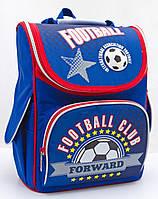 Школьный ортопедический рюкзак 1Вересня Football(Футбол) 552151/ H-11