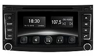 Штатная магнитола Gazer CM5007-7L VW Touareg (7L) (2002-2010)
