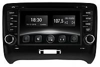 Штатная магнитола Gazer CM5007-8J AUDI TT (2006-2011)