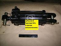 Гидроцилиндр ЦС75х110-3 производство Украина