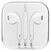 Навушники гарнітура Iphone HC white