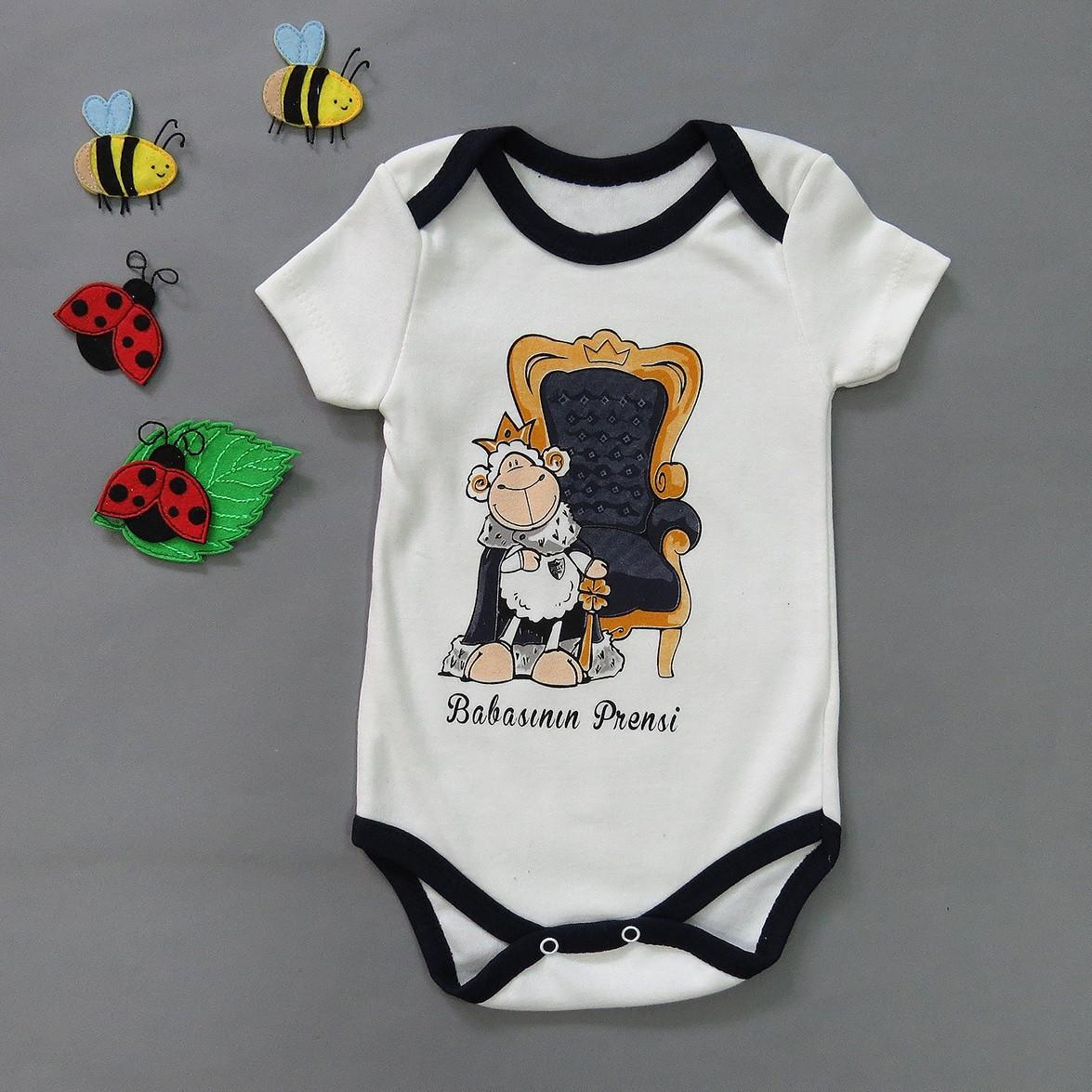 Боди-футболка для малыша.