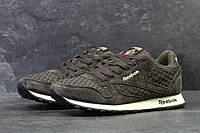 Мужские кроссовки в стиле Reebok, коричневые 41 (26 см)