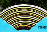 Шланг поливочный Presto-PS садовый Зебра диаметр 3/4 дюйма, длина 20 м (ZB 3/4 20), фото 6
