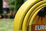 Шланг для полива Tecnotubi Euro Guip Yellow садовый диаметр 5/8 дюйма, длина 50 м (EGY 5/8 50), фото 3