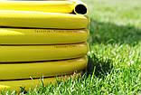 Шланг для полива Tecnotubi Euro Guip Yellow садовый диаметр 5/8 дюйма, длина 50 м (EGY 5/8 50), фото 4