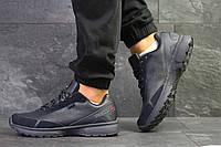 Мужские кроссовки в стиле Reebok, синие 41 (26 см)