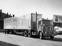 Введение дизельных двигателей в рефрижераторных установок