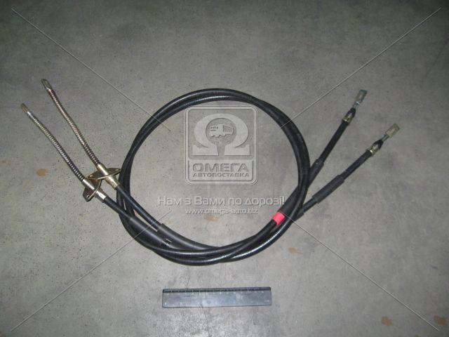 Трос ручного тормоза ВАЗ 2131 эконом (дл.база) (Рекардо). 2131-3508180