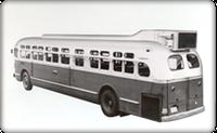 1956 г.Thermo King разрабатывает первый блок кондиционирования воздуха для пассажирских автобусов