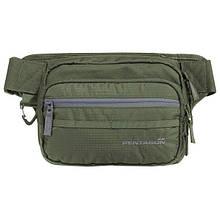 Pentagon - Runner Concealment Pouch - Olive - K17066-06