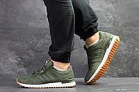 Мужские кроссовки в стиле Adidas ZX700, зеленые 44 (28 см)