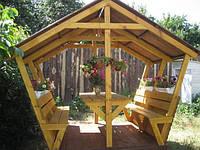 Альтанка (беседка) в сад, фото 1