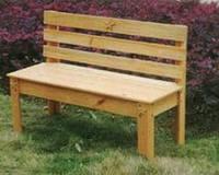 Скамейка в сад, фото 1