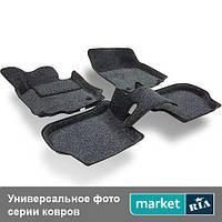 Коврики в салон для Audi Q7 (Avtokilimok 3D), Полный комплект