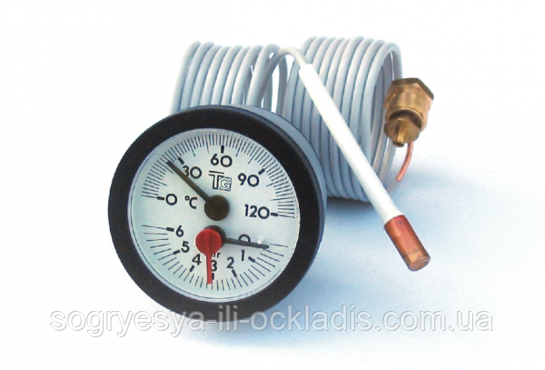 Термоманометр TG Скат v11