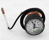 Термоманометр 40 мм 0-4 bar 0-120*C (б.ф.у, EU) Vaillant Turbo Max, Atmo Max Pro/Plus, арт. 101270A, к.з. 0775, фото 5