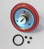 Мембрана - силиконовая (диафрагма красная) 3-ходового клапана Immergas Mini, артикул 1.016225, код сайта 0336