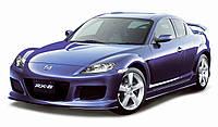 Защита картера двигателя, радиатора, кпп Mazda RX8 с установкой! Киев
