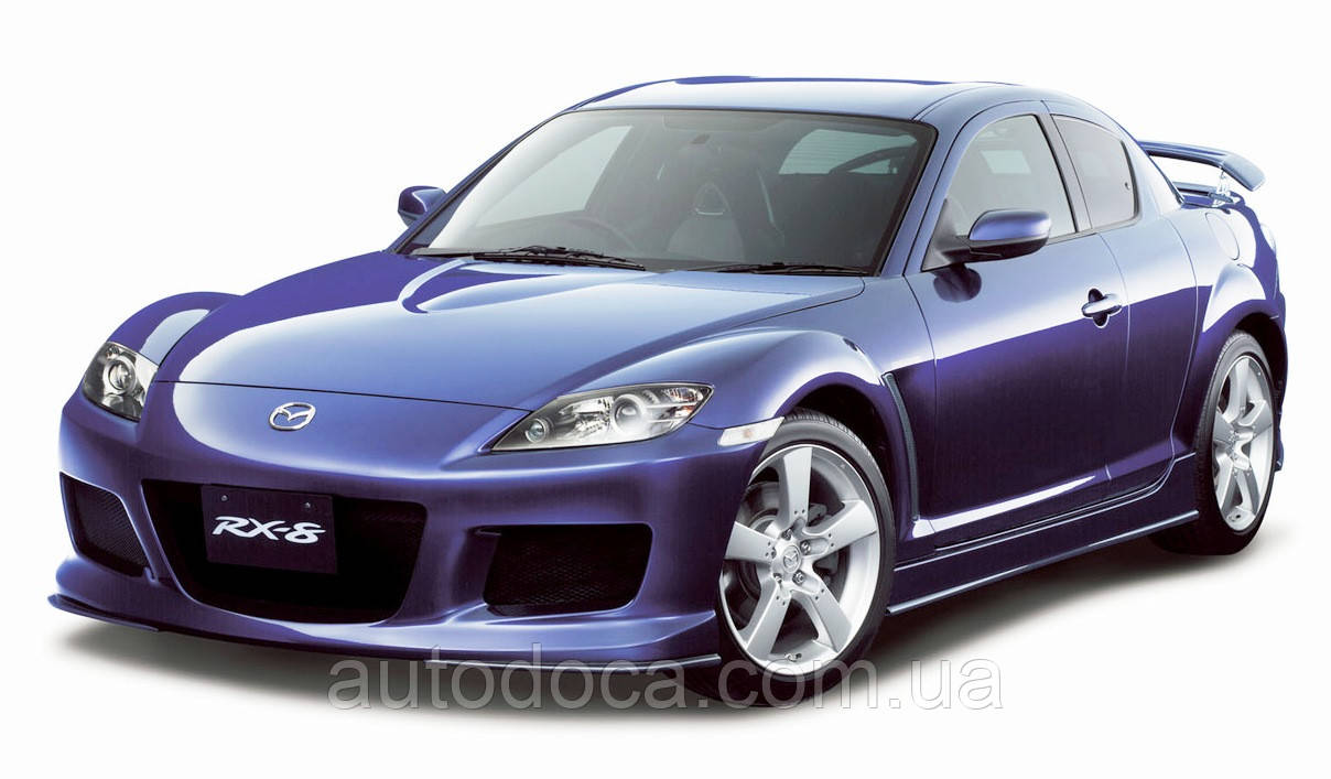 Защита картера двигателя Mazda RX8  2003-