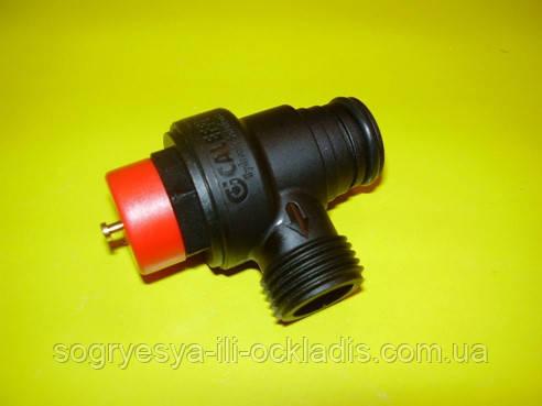 Клапан пластик клипса зап. Themaclassic Isofast E A S1006700