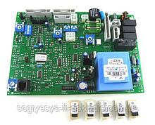 Плата управления CMP3 в сборе чипы 5 шт. (ф.у, Италия) котлов газовых Ariston MICR, арт. 65100871, к.з. 0171