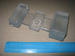 Подушка рессоры передней УАЗ (силикон прозрачный) пр-во Украина. 451Д-2902430