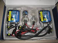 Ксенон HID H1 35W 12v 4300К DC комплект(2 hid+2 блока). HID 4300К DC 35W 12v