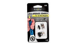Nite Ize - LED Upgrade II Combo - Mini AA - LUC2-07