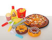 Продукты WS-S13 фаст-фуд, пицца, пончик, посуда