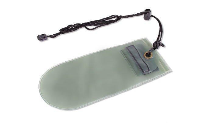 Mil-Tec - Waterproof Neck Wallet - 100 x 230 mm - OD Green - 15823001