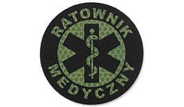Combat-ID - Patch Ratownik Medyczny - OD - Gen I