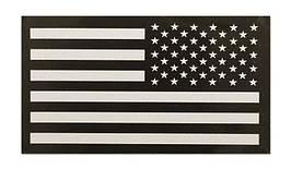 Combat-ID - Patch USA Right - Large - Foliage Green - Gen II (для страйкбола)