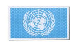 Combat-ID - Patch United Nations - Color - Gen I (для страйкбола)