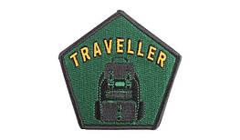 FOSTEX - Patch Traveller - 444130-7271 (для страйкбола)